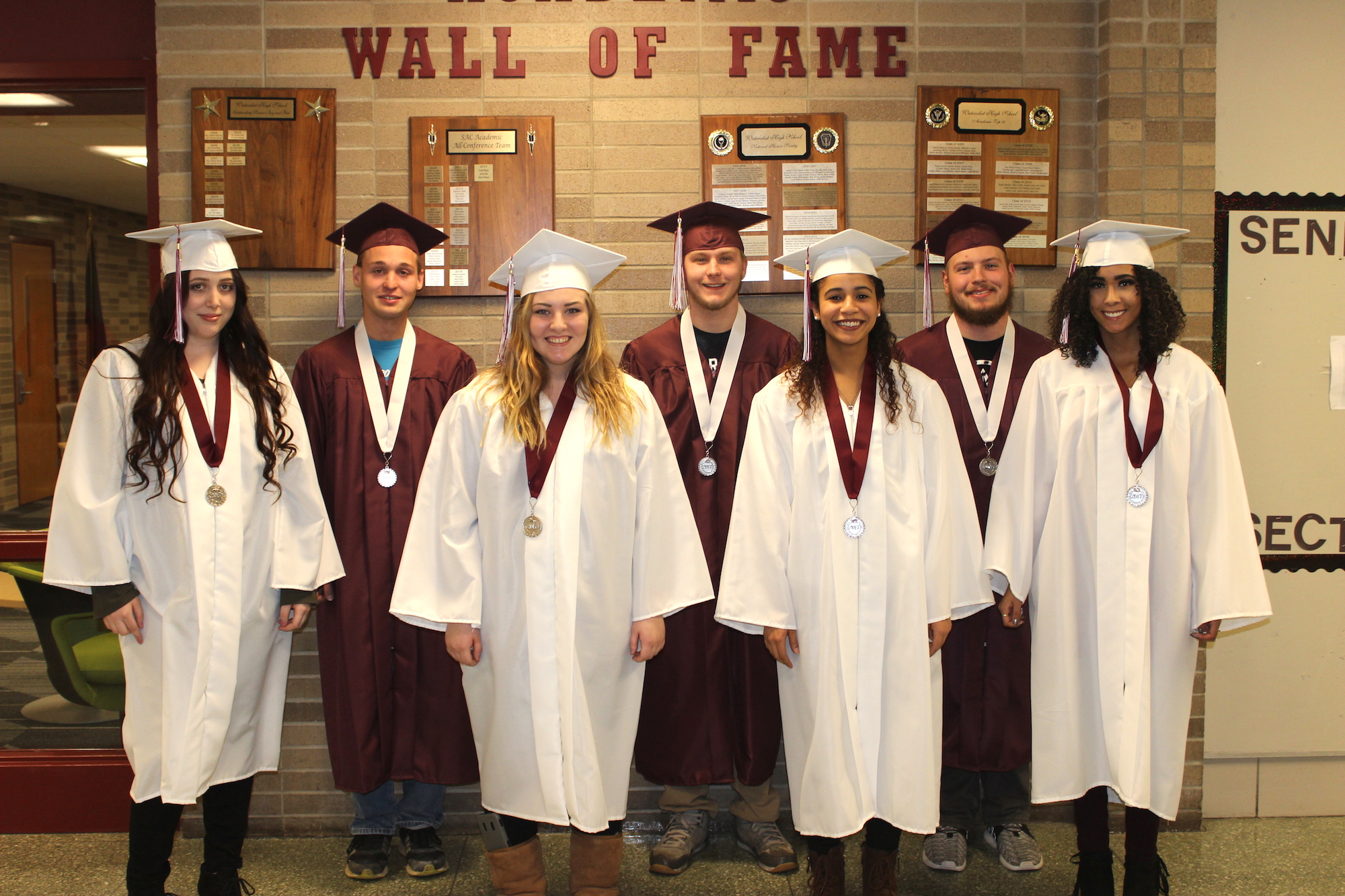 Congrats WAY Watervliet Graduates!